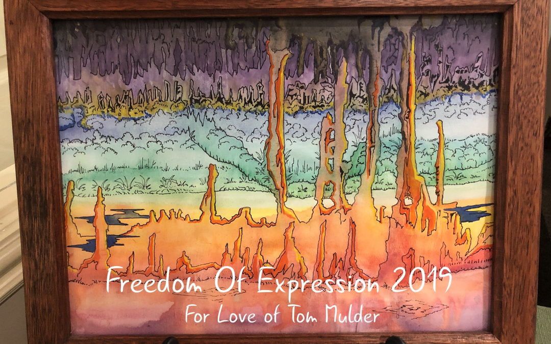 Freedom of Expression Retreat For Survivors of Suicide Loss