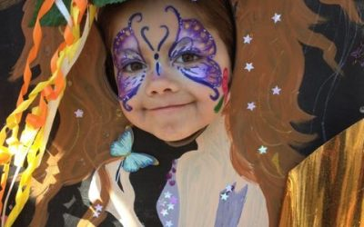 The Faeries are Coming! Annual Faerie Fair and CES Market